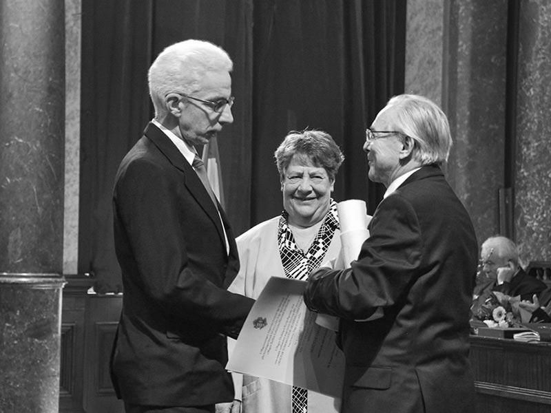 Magyar Örökség díj átadása