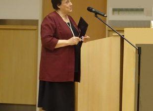 Prof. Dr. Kollár Éva, egyetemi tanár